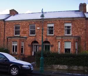 Joyce Birthplace Home