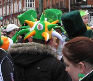 Hats o'the Oirish