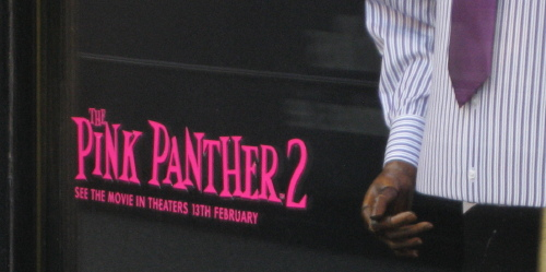 Pink Panther 2 at Pink