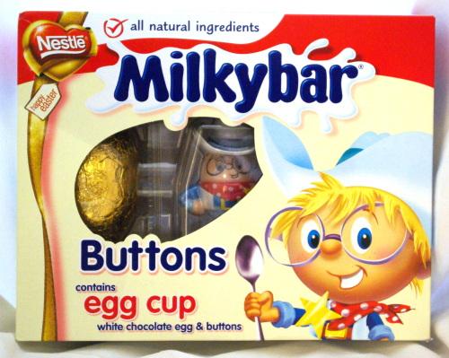 Milkybar Egg