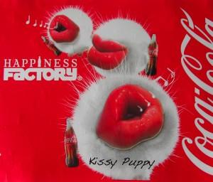 Kissy Puppy
