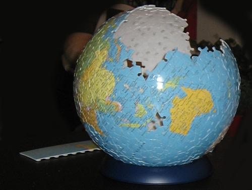Globe Almost