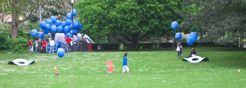 Balloon Plaza