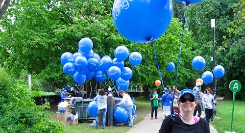 Sharon & Balloons