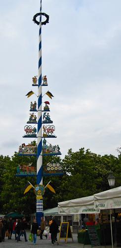 Munich pole