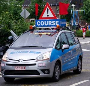 The Course Car
