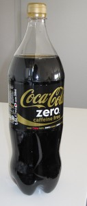 Bottle Coke Zero