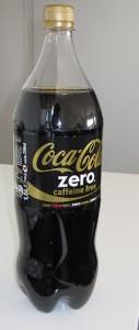 Bottle Coke Zero