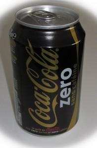 Can Coke Zero