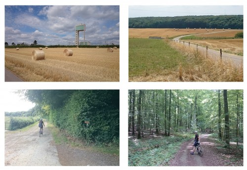 Cycling 26 July