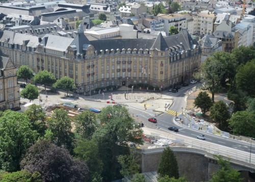 Spuerkeess at Place de Metz